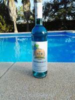 vino azul mediterráneo -