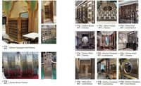 Stainless Steel Decorative Screen -