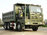 Camiones de volteo mineros -