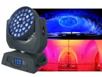 36X10W RGBW LED en 1 enfocar en movimiento ML3610ZOOM etapa luz principal -