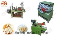 Línea de producción de palillos de madera | Coste de la máquina de fabricación de palillos de madera -