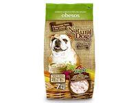 Ração Natural Dog Quality Premium - Obesos -