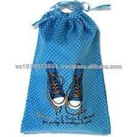Natural Recycling Cotton Bags, Draswstring Cotton Bags -
