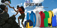 Apparel/Clothing, casual Wear, Sportswear -