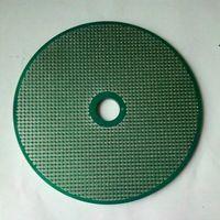 Diamond disk for plaster model trimmer ( out dia 10