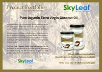 Virgin Coconut Oil -