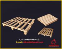 Paletas o paletas, embalajes especiales de madera -