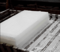 50kg package fully refined paraffin wax for candle making -