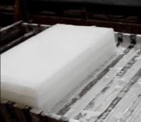 paquete de 50kg completamente refinada cera de parafina para hacer velas -