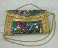 Party designer clutches and evening bags -