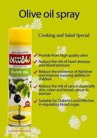 olive oil spray -
