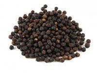 Black pepper -