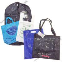 Bolsa de compras no tejida pp reutilizable -