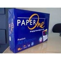 A4 PAPERS / A4 COPY PAPERS / DOUBLE A A4 COPIER PAPER 80GSM 75GSM 70GSM -