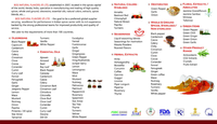 SPICE EXTRACTS,INGREDIENTS,WHOLE SPICES,POWDERS,SEASONINGS -