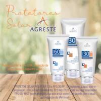 太阳能保护野生化妆品 -