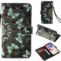 2018 new Wallet Style stand-type leather phone protector -