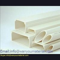 Sell Plastic Pipe -Square PVC Pipe/Made in China -