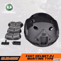 Casco táctico, suave bomba, pistola, casco juego CS, protección de cabeza -