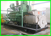 certificado por la CE el mini planta de biogás biogás precio generador eléctrico -