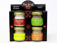 Salt flower Four Flavors -