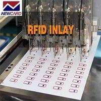 Embutido de tarjeta RFID -
