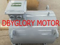 PM generator/motor for wind or hydro power station -