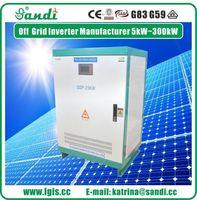 Inversor de onda de seno de fuera de la red de inversor/solar generador de viento de nueva energía de 25KW -
