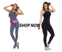 Jumpsuit Fitness Bodysuit -