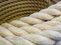 Manila rope -