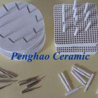 PH Dental Honeycomb Firing Tray ( metal pins & ceramic pins) ( Round , Square) -