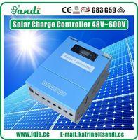 Sistema de energía Solar de 240V regulador 50A/100A/200A/300A -