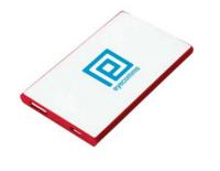 2016 Hot sale 2400MAH portable Credit card power bank -