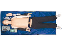 Dummy Adult CPR training with data and Printer Storage Device. COD. TGD-4005 -