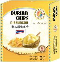 Dulce sonrisa Durian crujiente Snack -