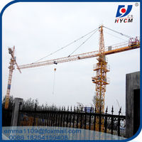 TC5013 Hammer Tower Crane with head 50m working jib 6t -