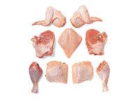 Chicken parts -