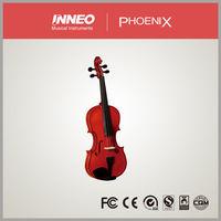 Plywood student violin -