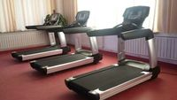 Deluxe Commercial Treadmill -