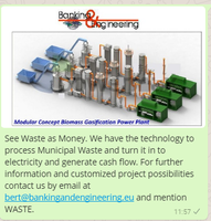 Waste to Energy -
