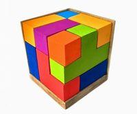 俄罗斯方块拼图 3D 拼图游戏 -