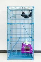Pet cage for cat -