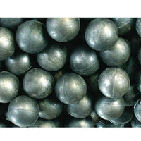 10% - 13% de contenido de alto cromo pulido bola, 40mm, cromo -