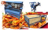 Palillo de bambú barbacoa que hace la máquina | Proveedor de la máquina que hace de palo de bambú -