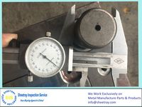 During Production Inspection Service (Stamping Die) -