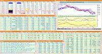 Servicios de datos financieros para los inversores individuales e inversores institucionales -