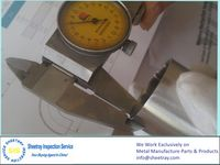 China Inspection Service (Painel Wall Steel) -