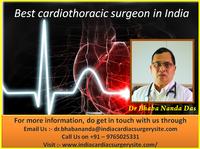 Dr. Bhaba Nanda Das el más reconocido cirujano cardiotorácico en la India -