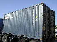 FULL 20 STD CONTAINER -