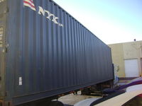 40 STD container  FCL -